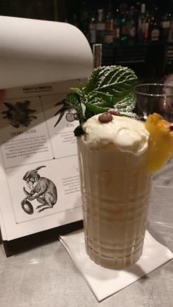 The Creamy Colada
