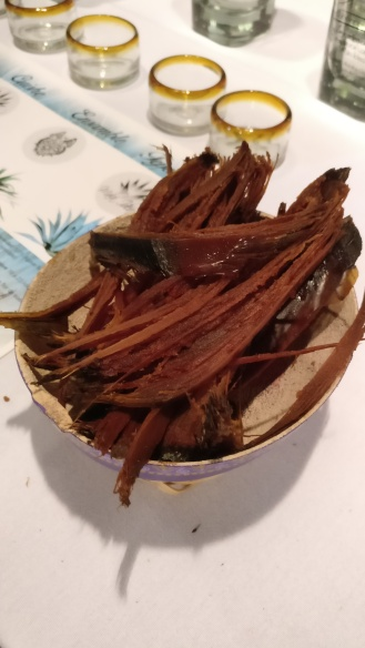 Cooked Agave