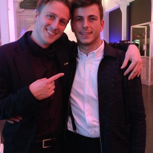 with Jonathan van Bible Of Drinks!